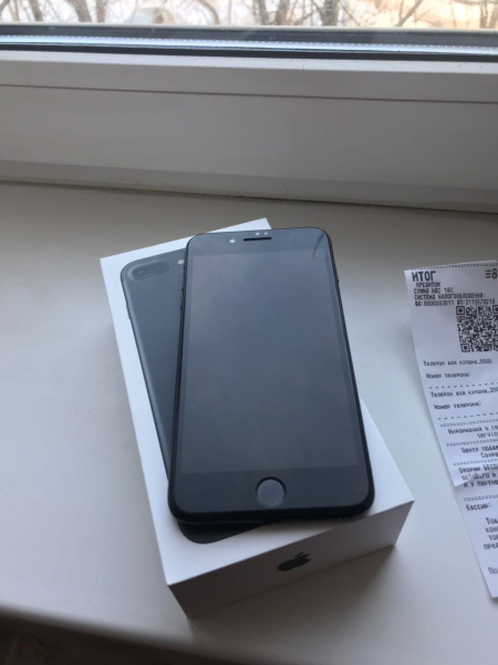 Купить iPhone 7 Plus 128GB