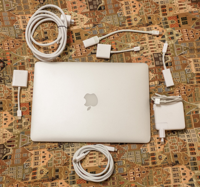 "Купить Macbook Pro 13"" A1502 Retina (Late 2013)"