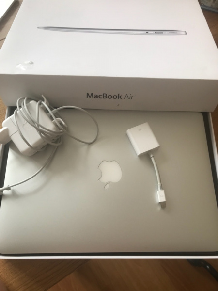 "Купить MacBook Air 13"" A1466 (Mid-2013)"
