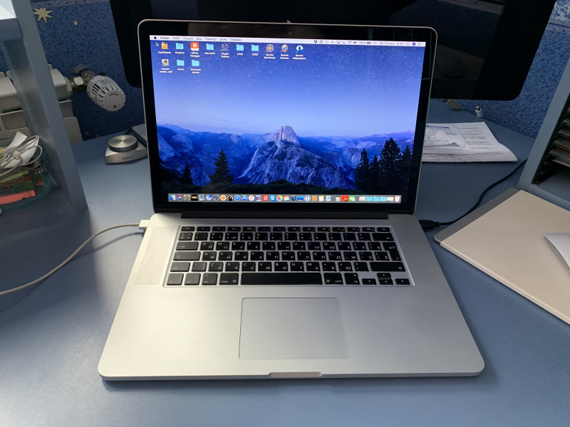 "Купить Macbook Pro 15"" A1398 Retina (Early 2013)"