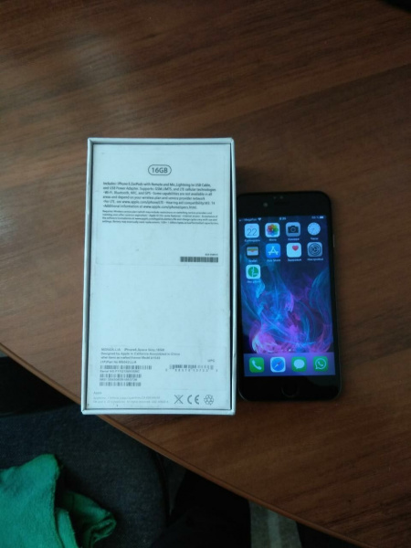 Купить iPhone 6 16GB