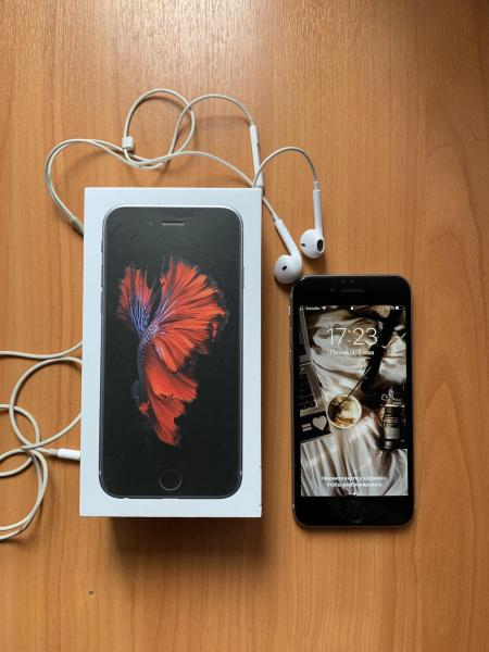 Купить iPhone 6s 64GB